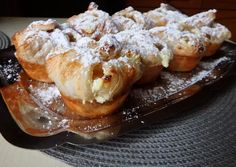 Pudingos túrós batyu muffin formában   Zsuzsa56 (Zsuzsa ízutazásai blog) receptje - Cookpad receptek