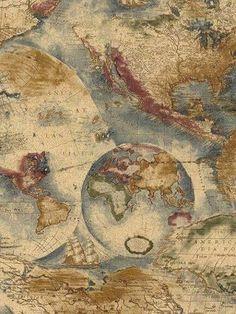 Imagenes antiguas mapas para imprimir