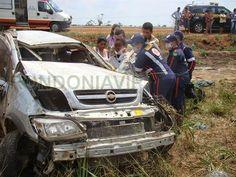 R a g news noticias: Trânsito Assassino: Acidente com dois mortos e quatro feridos na BR-364