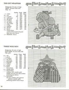 CHRISTMAS CLIPPER ORNAMENTS 16