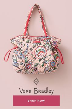 Our Iconic styles are a modern twist on our classic silhouettes, refreshed with added functionality. This bag is equal parts laidback and ambitious — just like you! Handbags On Sale, Luxury Handbags, Purses And Handbags, Leather Handbags, Womens Purses, Vera Bradley, Silhouettes, Satchel, Pouch