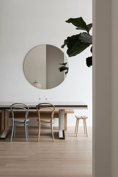 Carin Wester's home - via Coco Lapine Design blog