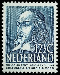 Peter Stuyvesant was director-general of New Netherlands from 1647-1664 before it was ceded to the British and renamed New York.