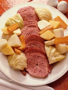 You don't have to be Irish to enjoy this New England staple. An easy meal that doesn't sacrifice heartiness, New England Boiled Dinner is a blend of flavorful vegetables and salty corned beef.