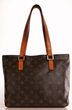 vintage Louis Vuitton tote <3. Still have mine and it is about 12 years old!