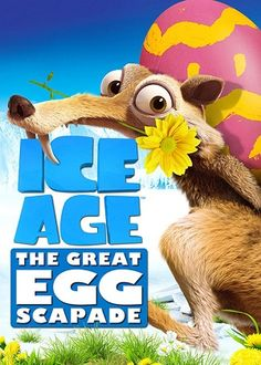 Download Film Ice Age: The Great Egg-Scapade (2016) 720p WEB-DL Subtitle Indonesia