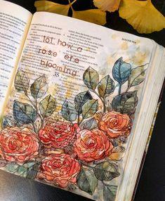 Isaiah 35:1-2 /  pearandink