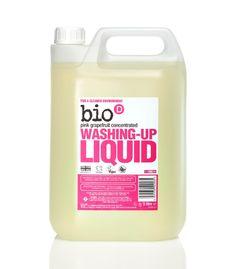 BIO-D washing up liquid 5 liter grapefruit