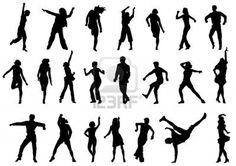 Dance Positions, Action Poses, Birds In Flight, Clip Art, Animation, Stock Photos, Film, Illustration, Artist