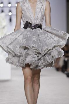 Giambattista Valli Paris Haute Couture Fall Winter 2013