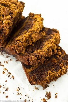 Guest Post: Pumpkin Chocolate Swirl Pound Cake made with Simple Mills Almond Flour Mix