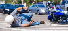 Common Causes of Motorcycle Accident Injuries