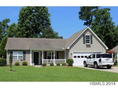 Handicap Friendly, Wonderful location in Trolley Run - Walk to YMCA. Beautifully landscaped, split bedroom plan, screened porch, unfinished room over garage for room to grow or storage. Call Marcia Alford for more info @ 252-670-6091.