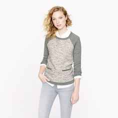 JCREW - Women's New Arrivals - Love this sweater.