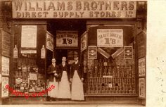 LONDON SE - WALWORTH - Williams Brothers Direct Supply Stores, 380 Old Kent Road