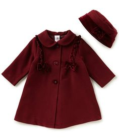 Shop for Starting Out Baby Girls 12-24 Months Oxford Bow Coat & Hat Set at Dillards.com. Visit Dillards.com to find clothing, accessories, shoes, cosmetics & more. The Style of Your Life.