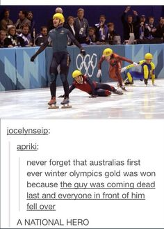 Sochi Olympics 2014 Speed Skating, Best of Tumblr