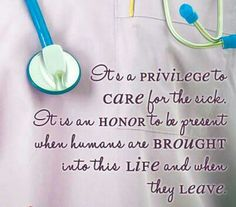 Nurse. Could not be anymore true! #hospice