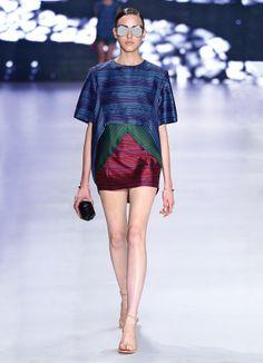 Osklen S|S 2014 Fashion show.