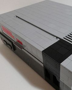 LEGO NES Is Scary Accurate