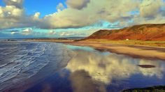 Rhossili Bay, Wales Getty Images  Though the weather might hinder our ability to enjoy them, the UK has some glorious beaches—none more so than the award...