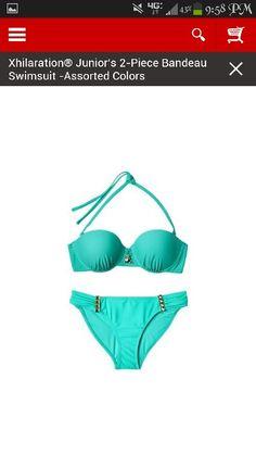 Push up bikini