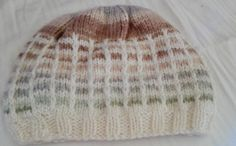 Mütze Brauntöne