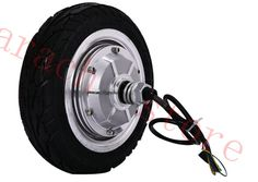 """8""""  400W  24v  electric wheel hub motor   electric scooter parts  electric wheel hub motor for razor electric scooter"""