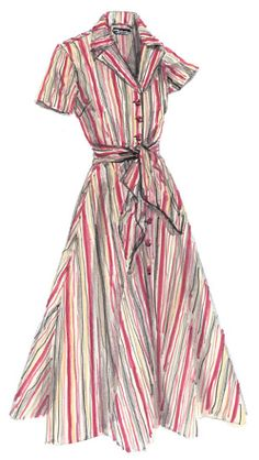 LAST CHANCE SALE: Short-Sleeve 1947 Dress