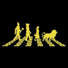 The Beatles, Abbey Road: Yellow Brick Abbey Road