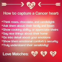 cancer in love - Google Search