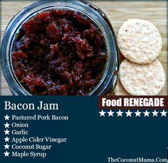 THREE WORDS >>> Bacon. Jam. Recipe. BOOM.