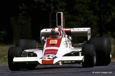 1975 GP Argentyny (Rolf Stommelen) Lola T370 - Ford