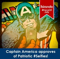 Submit your most #American #selfie and get your friends to vote you into owning the largest outdoor movie screen on the market! Click here to enter: http://bit.ly/1lhvxJc