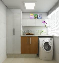 lavanderia gris