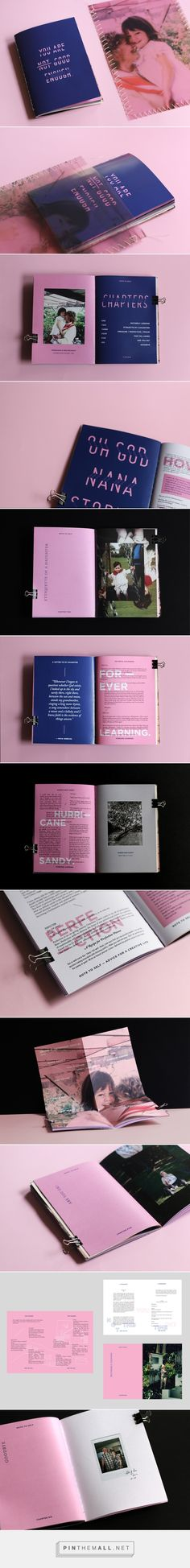 You Are Good Enough // Handbook on Behance... - a grouped images picture - Pin Them All