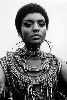 Pam grier, Afro and Style icons on Pinterest