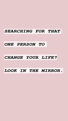 Ideas For Wallpaper Iphone Quotes Words Thoughts Pink Quotes, Cute Quotes, Great Quotes, Quotes To Live By, Hello Quotes, Change Quotes, The Words, Sundays Quotes, Energie Positive