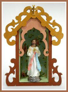 MINI ORATÓRIO JESUS MISERICORDIOSO