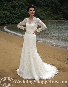 Augusta Jones Bridal Gown Elle D442