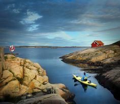Answer these 10 questions to discover your ideal kayaking destination