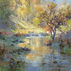 Rex Preston-Autumn Sunlight