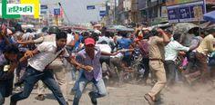 अलीगढ़ः हिंदू परिवारों में खौफ, घर-दुकान छोड़ने को हैं मजबूर http://www.haribhoomi.com/news/state/up/aligarh-clash-27-hindu-families-want-shift-out/43881.html #Aligarhclash #HinduFamily #Shiftout