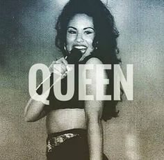 The one and only Queen!