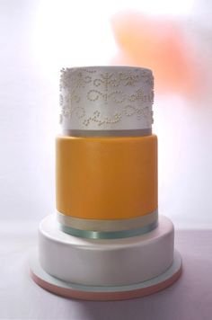 Wedding cake inspiration for your big day. Browse through all the pictures in our gallery for ideas on wedding cake color, design, shape and more. It's icing on the cake!