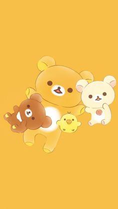 Japanese Characters, Cute Characters, Fictional Characters, Rilakkuma Wallpaper, Pikachu, Pokemon, Bear Character, Old Cartoons, Cute Japanese