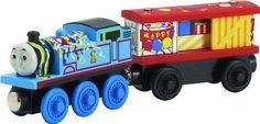 Thomas And Friends Wooden Railway - Happy Birthday Thomas