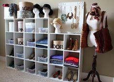 Closet/dressing room