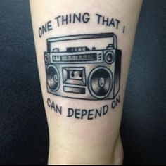 OP Ivy tattoo soundsystem