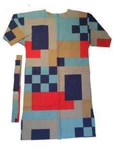 1980er Jahre Marimekko Kleid von Soulvintagehelsinki auf Etsy